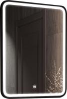 Зеркало Континент Enjoy Black Led 60x80 -