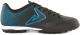 Бутсы футбольные Demix 7ID7UW2EJW / S20FDEFB010-BM (р-р 40, черный/синий) -