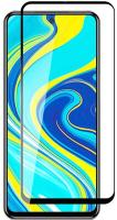 Защитное стекло для телефона Case Full Glue для Redmi Note 9 Pro / Redmi Note 9S (черный) -
