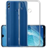 Чехол-накладка Case Better One для Huawei Y7 2019 (прозрачный) -