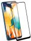 Защитное стекло для телефона Case 3D для Galaxy A40 (черный) -