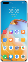 Смартфон Huawei Р40 Pro (серебристый) -