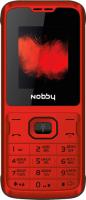 Мобильный телефон Nobby 110 (красный/черный) -