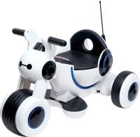 Детский мотоцикл Sima-Land Y-Maxi / 2621069 (белый) -