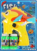 Набор мыльных пузырей Sima-Land Весёлая рыбка / 3588657 -