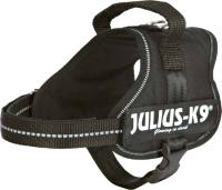 Жилетка для животных Trixie Julius-K9 150101 (Mini-Mini/S, черный) -