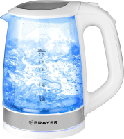 Электрочайник Brayer BR1040WH -