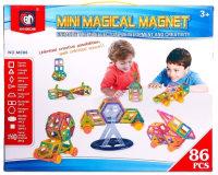 Конструктор магнитный Xinbida Мини-магический магнит / 2336517 -