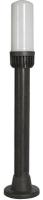 Светильник уличный Юпитер Поллар 1117 / JP1427 (черный) -