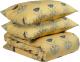 Комплект постельного белья Tkano TK19-DC0004 (летний цветок) -
