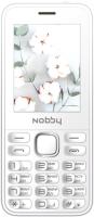 Мобильный телефон Nobby 221 (белый) -