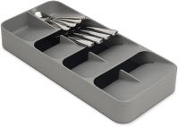 Органайзер для столовых приборов Joseph Joseph DrawerStore 85152 (серый) -