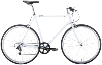 Велосипед Bearbike Honk Kong 580мм 2020 / RBKB0YNS7002 (белый) -