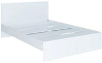 Полуторная кровать Rinner Осло М04 140х200 (белый) -