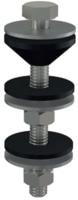 Монтажный комплект для сантехники Alcaplast V0020 M8x80 B-ND -