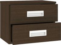 Тумба Кортекс-мебель Сенатор КМ08 (венге) -
