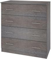 Комод Кортекс мебель Модерн 90-4ш (береза) -