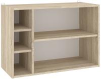 Полка Кортекс-мебель КМ 25 (дуб сонома) -