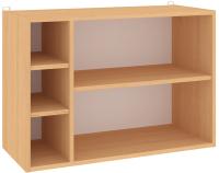 Полка Кортекс-мебель КМ 25 (ольха) -