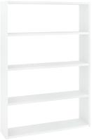 Полка Кортекс-мебель КМ 26 (белый) -