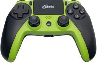 Геймпад Ritmix GP-062BTH (черный/зеленый) -