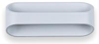 Бра Ambrella FW184 WH/S (белый/песок) -