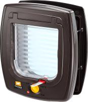 Откидная дверца для животных Ferplast Swing 5 / 72103012 (коричневый) -