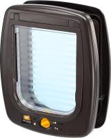 Откидная дверца для животных Ferplast Swing 9 / 72105012 (коричневый) -