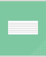 Тетрадь Проф-Пресс Классика без слов-4 / 18-3123 (18л, клетка) -