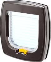 Откидная дверца для животных Ferplast Swing 1 Super Basic / 72101012 (коричневый) -