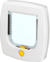 Откидная дверца для животных Ferplast Swing 3 Basic / 72102011 (белый) -