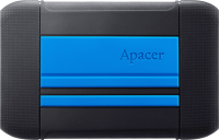 Внешний жесткий диск Apacer AC633 1TB USB3.1 (AP1TBAC633U-1) -