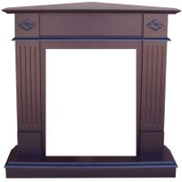Портал для камина Смолком Brighton Corner STD-ASP (махагон коричневый антик) -