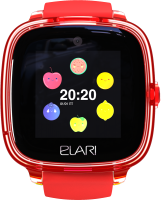 Умные часы детские Elari KidPhone 4 Fresh / KP-F (красный) -
