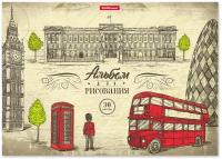 Альбом для рисования Erich Krause Great Britain / 46913 -