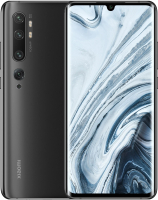 Смартфон Xiaomi Mi Note 10 Pro 8GB/256GB (Midnight Black) -