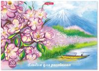 Альбом для рисования Erich Krause Цветущая Япония / 49828 -