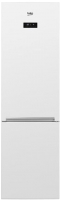 Холодильник с морозильником Beko RCNK296E20BW -