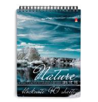 Блокнот Альт Природа / 3-40-066 (40л, клетка) -
