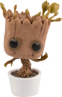 Фигурка Funko POP! Bobble Guardians of the Galaxy Dancing Groot 5104 / Fun28 -
