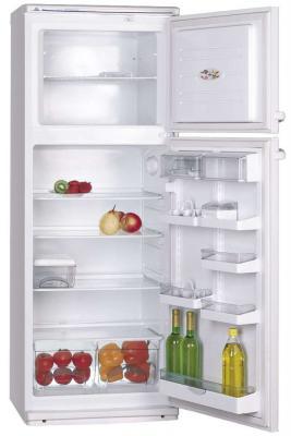 Холодильник с морозильником ATLANT МХМ 2835-97 - Вид спереди