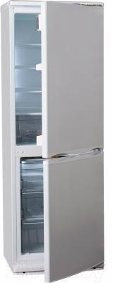 Холодильник с морозильником ATLANT ХМ 4012-022 - в полузакрытом виде