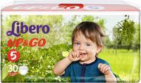 Подгузники-трусики Libero Up&Go Maxi Plus 5 (30шт) -