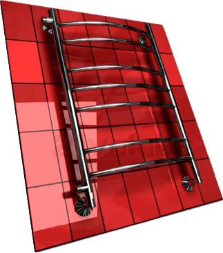 Купить Полотенцесушитель водяной Двин, TL 80x40 (1 ), Россия, нержавеющая сталь AISI 304