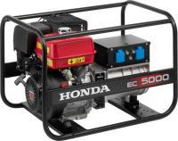 Бензиновый генератор Honda EC5000-K1GV -