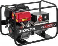 Бензиновый генератор Honda ECT7000-K1GV -