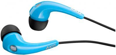 Наушники AKG K321 (голубой) - общий вид