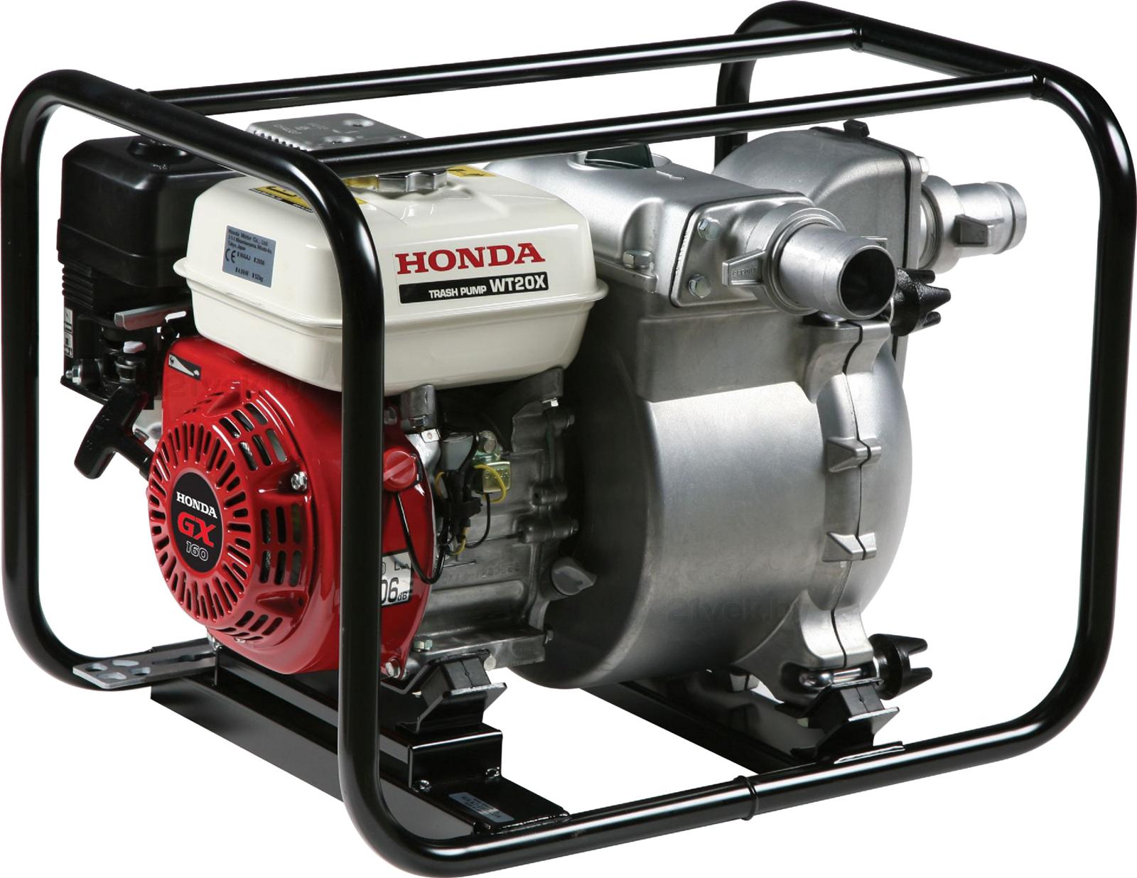 Купить Мотопомпа Honda, WT20XK4-DE, Япония