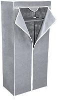Тканевый шкаф Sheffilton 2012 (серый) -