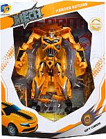 Робот-трансформер Maya Toys Желтый спорткар / D622-E266 -